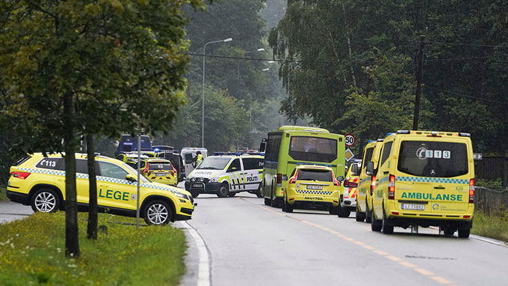 UPDATE: After Attack on Norway Mosque, Body Found at Home Tied to Assailant