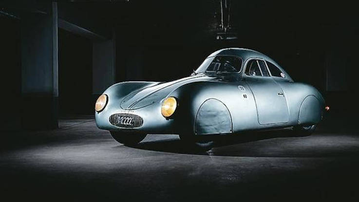 Porsche's Type 64 Nazi Car Fails toSell inAuction Blunder