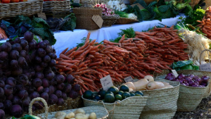 The rise of White Supremacist groups has one farmers market on edge