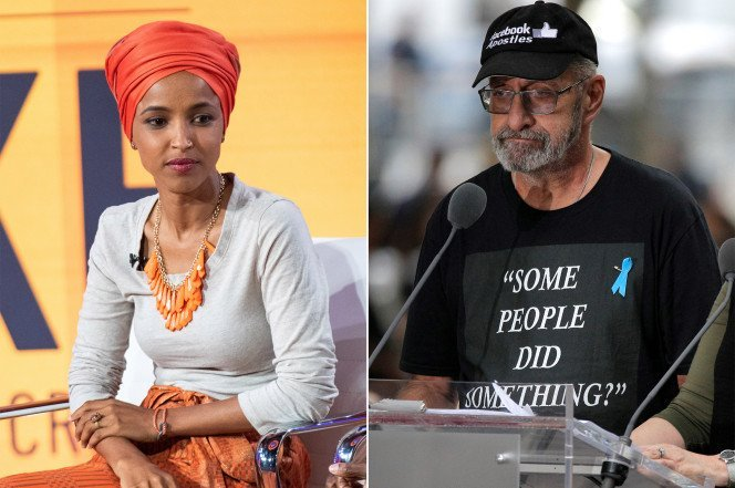 9-11 name reader calls out Rep. Omar and The Squad