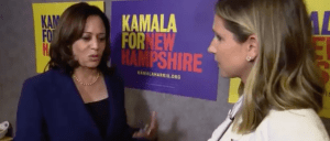 Kamala Harris sorry for her response to attendee calling Trump's actions, 'mentally retarded'