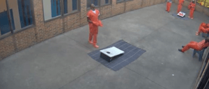 Drone delivers Ohio inmate  cellphone and weed