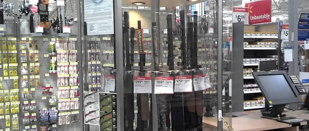 Walmart to no longer allow open carry in their stores, discontinues some ammo