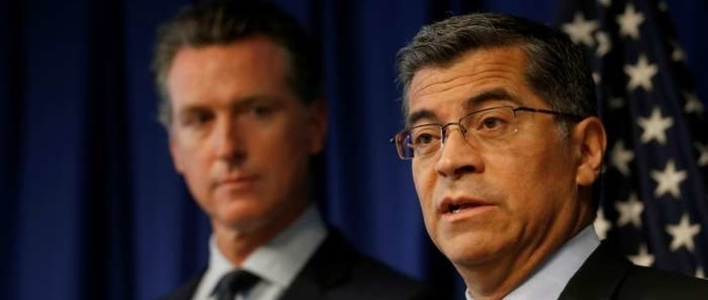 California files suit against Trump administration for revoking tailpipe waiver