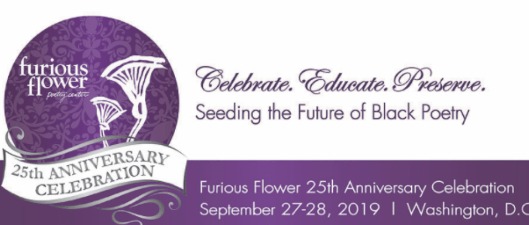 Furious Flower- A Celebration of the Greats of African American Poetry