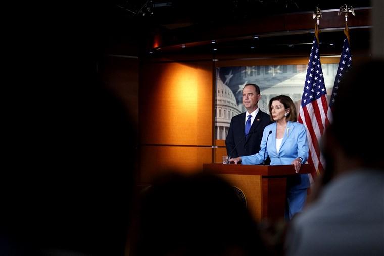 Read: House impeachment resolution