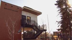 Calgary will open tiny modular home village for homeless veterans