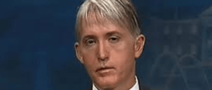 Trey 'Benghazi' Gowdy to help Trump fight off impending impeachment