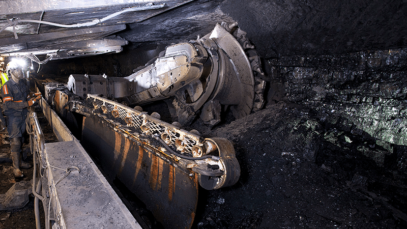 America's largest private coal miner files for bankruptcy