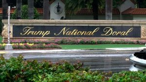 Mulvaney announces the 46th G7 Summit at Trump National Doral in Miami