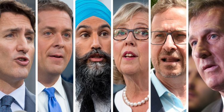The Canadian Federal Election is Today