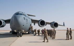 Additional Troops To Saudi Arabia