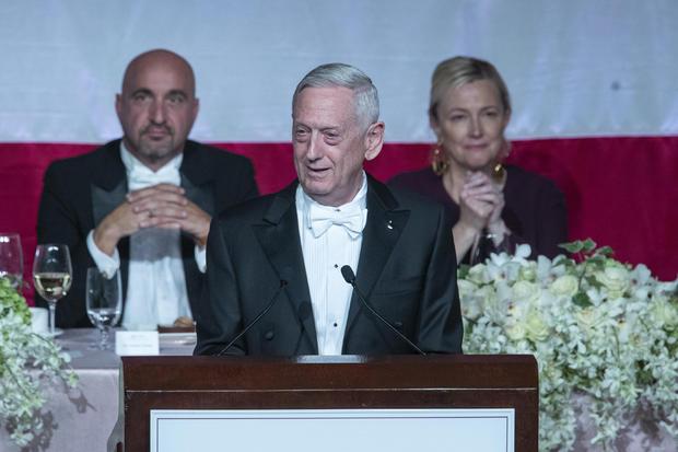 """Mattis: """"Earned My Spurs On The Battlefield"""""""