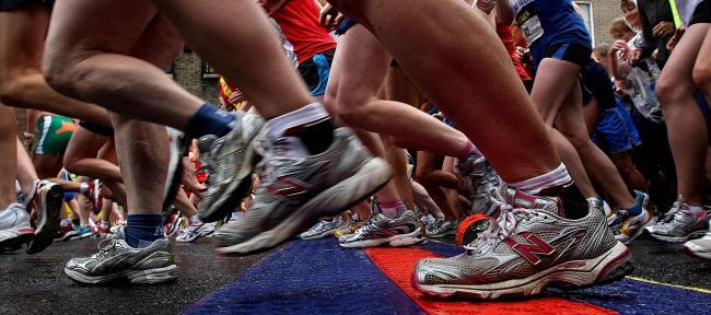 Runner killed while finishing 50K race in southeast Kansas