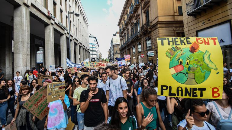 Italy to become first country to mandate Climate Change curriculum