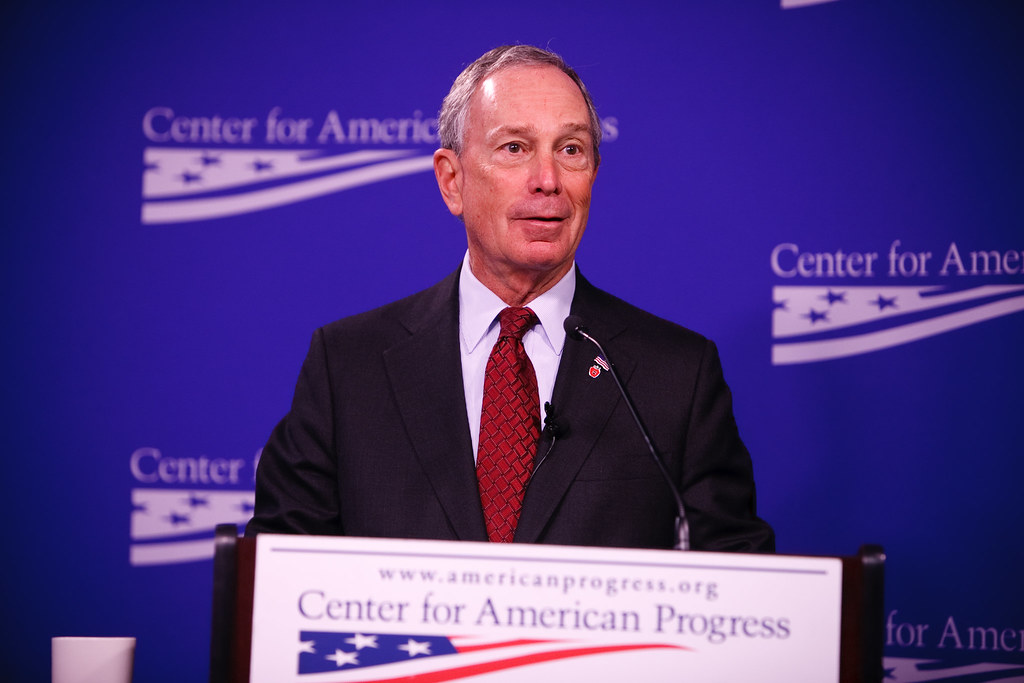 Prison labor behind Bloomberg's campaign calls