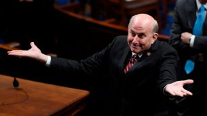 Wing Nut Watch: Rep. Louie Gohmert invokes Civil War after impeachment vote