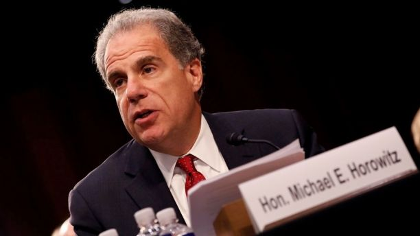 Trump claims Horowitz report shows an 'attempted overthrow' of government; it does not.