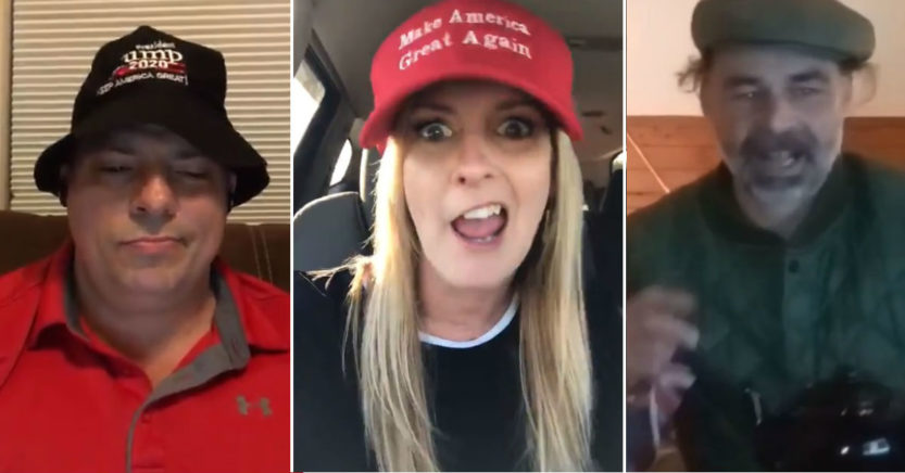 MAGA Challenge: MAGAts rap their support for Trump