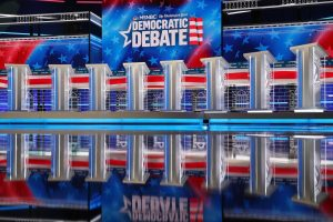 Fifth Democratic Primary Debate