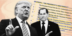 House Judiciary Committee releases 'Constitutional Grounds For Presidential Impeachment' report