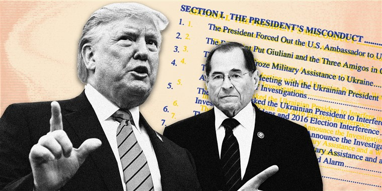 Watch the House Judiciary Committee's debate and markup on the articles of impeachment Day 3