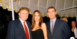 Trump lies about knowing Prince Andrew; they had breakfast together in June