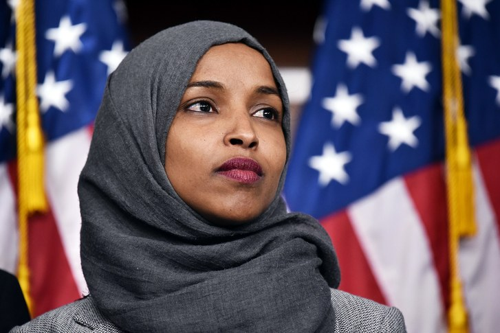 Is the GOP trying to get Ilhan Omar killed?
