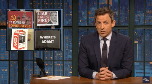 Seth Meyers: A Closer Look at Impeachment