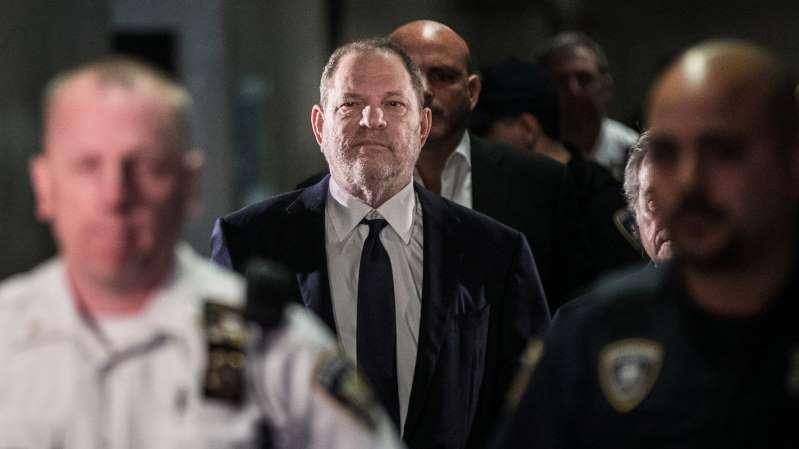Weinstein Agreement Made