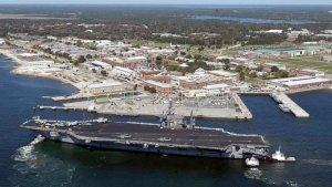 Suspected gunman in Pensacola Naval Base Saudi Nationalist