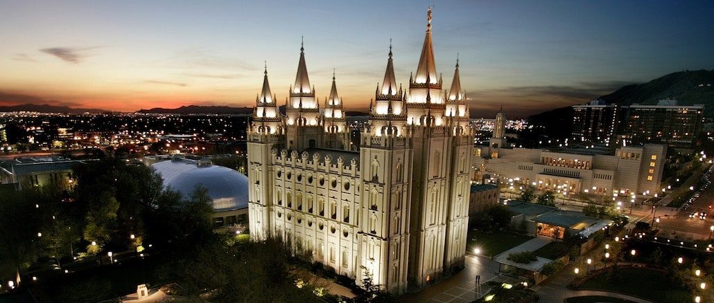 Mormon whistleblower: alleged $100B tax-exempt fraud