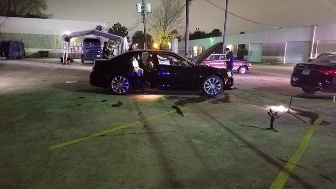 2 dead and 6 injured in drive-by shooting while filming a rap video