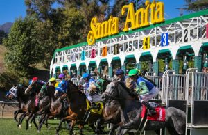 Another racehorse dies at Santa Anita bringing total to three horses in three days