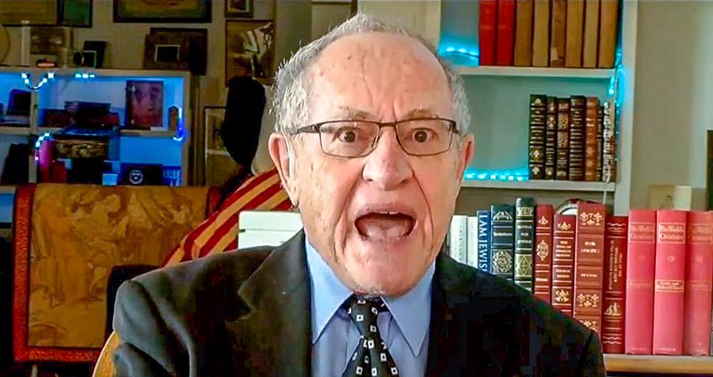 Dershowitz tries to down play his role on Trump impeachment team