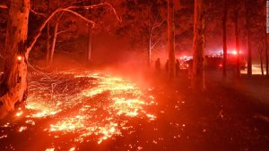 The worst wildfires in years cause mass evacuations in Australia
