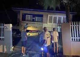 Earthquake Hits Puerto Rico