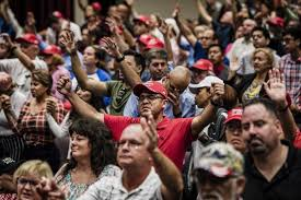 """Trump Launches """"Evangelicals for Trump"""" coalition at Friday Rally"""