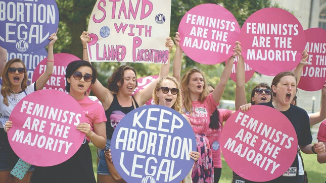 Federal Judge suspends rule that requires women must go in person to get the abortion pill