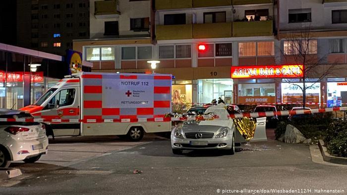 Hanau shootings: Suspect found dead