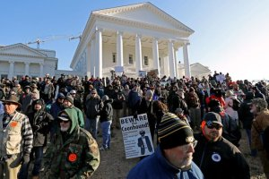 Guns Over People's Lives: Virginia Senate kills bill to ban assault weapons