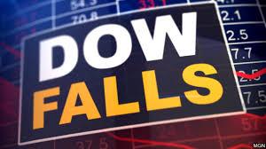 U.S. Markets Plummet a Second Day