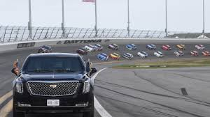 Brad Parscale Tweets and Deletes Air Force One at Daytona 500