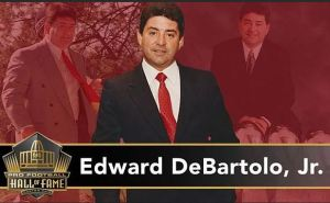 Straight Outta Youngstown: Trump pardons former 49ers owner Eddie DeBartolo Jr.