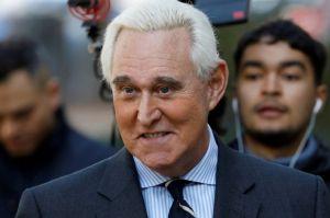 Trump Complaints Result in DOJ Reducing Roger Stone's Prison Sentence