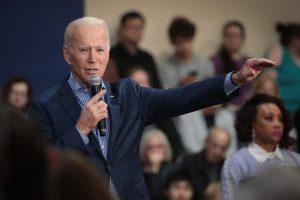Biden readies plan to finish off Bernie