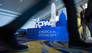 Trump is King at CPAC