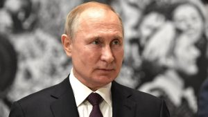 Push to Keep Vladimir Putin President Until 2036 Dubbed 'Shameful'