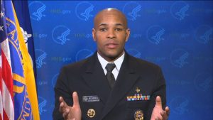"U.S. Surgeon General says this week will be the ""hardest and the saddest"" for ""most Americans' lives,"""