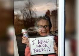 93-Year-Old Woman Gets Gift of Coors Light